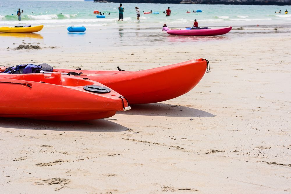 Caloundra water sports