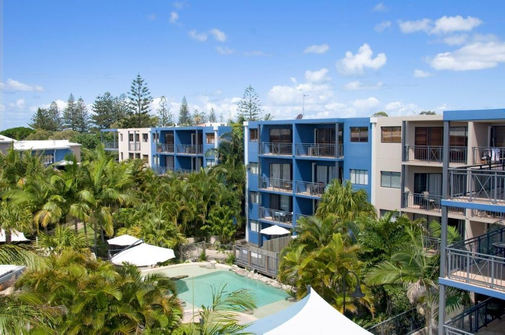 Accommodation Caloundra Sunshine Coast