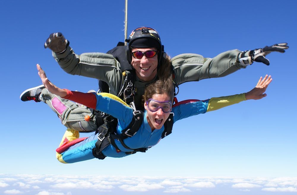 Sky Dive Caloundra Sunshine Coast