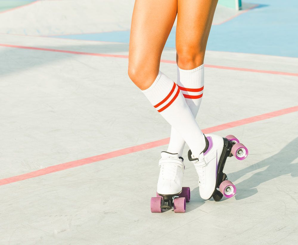 Caloundra Sunshine Coast roller skating