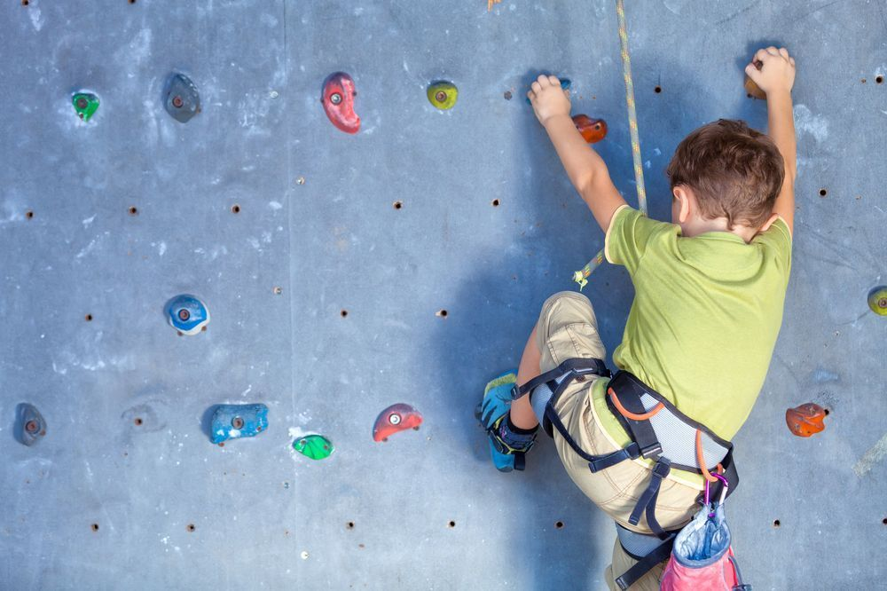 Indoor Rock Climbing Caloundra Sunshine Coast