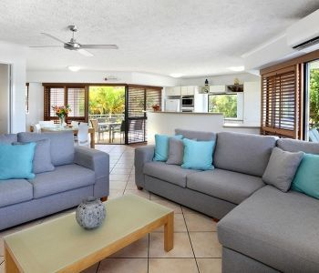 Three Bedroom Caloundra Apartment